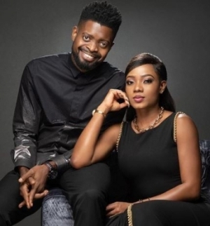 Comedian Basketmouth & Wife Celebrate Their 8th Wedding Anniversary (Photos)